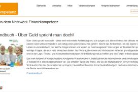 Screenshot_Netzwerk Finanzkompetenz