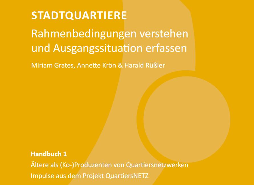 QN-Handbuchreihe Stadtquartiere