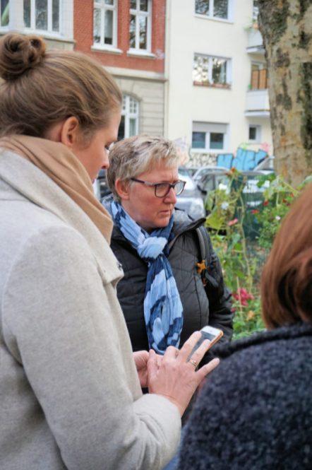 Fotoserie der Dialogveranstatung