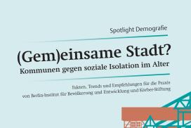 Cover des Diskussionspapiers Gemeinsame STadt