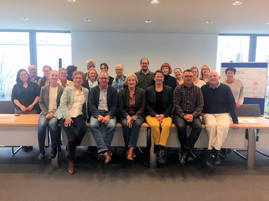 Seniorenpolitisches Netzwerktreffen im November 2019