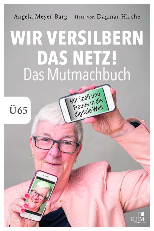 Buch Cover Versilbern