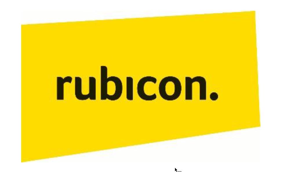 Logo Rubicon e.V.