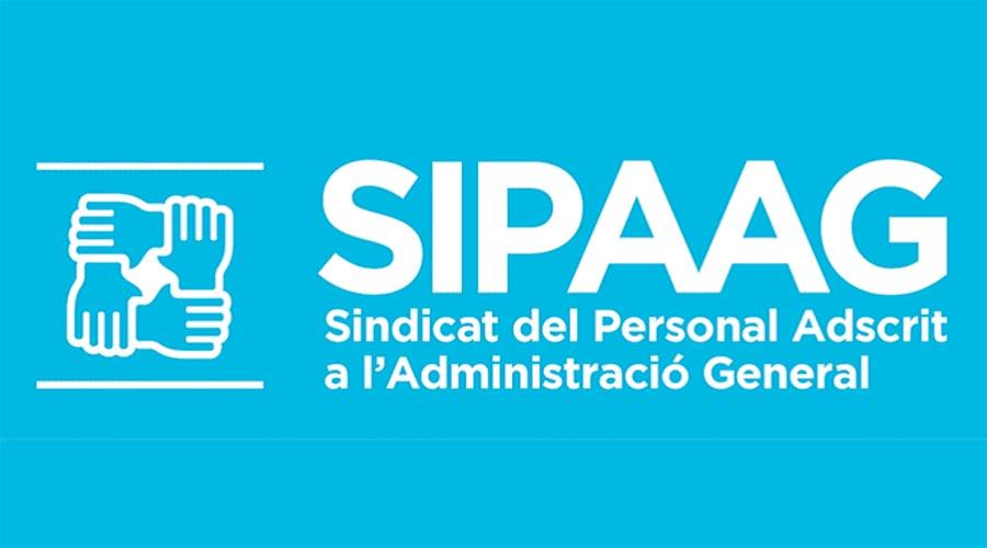 logotip del sipaag