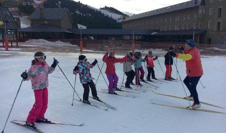 L'esquí escolar 2020-2021 té preu de forfets