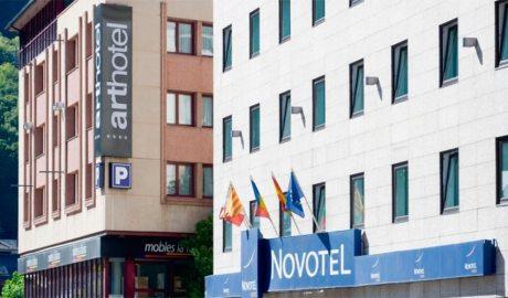 Hotels a la capital