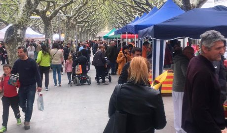 Parades de Sant Jordi a la Seu d'Urgell
