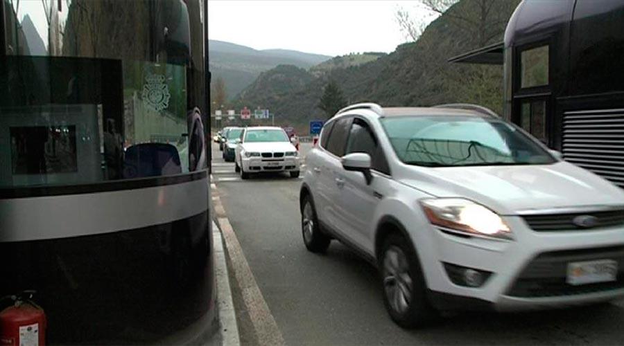 vehicles a la frontera