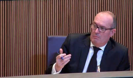 El conseller general socialdemòcrata Joaquim Miró