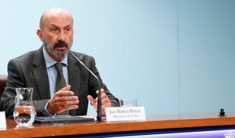 Foto del Ministre de Salut Joan Martínez Benazet