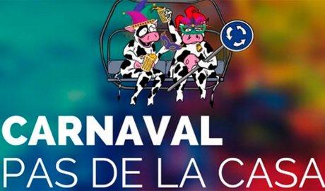 Cartell del Carnaval del Pas de la Casa