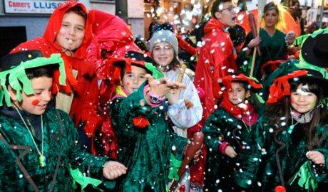 carnaval disfresses tradicionals sant julià de lòria