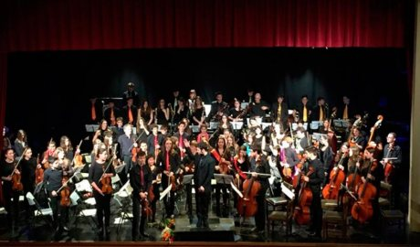 Orquestra del conservatori dels Pirineus
