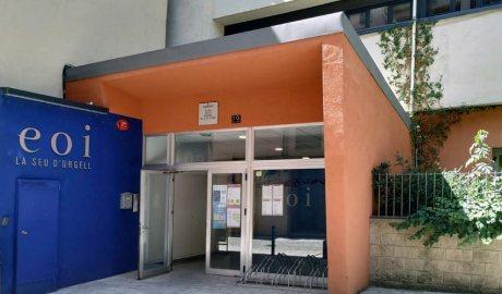 l'Escola Oficial d'Idiomes de la Seu d'Urgell