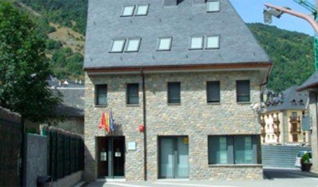 L'oficina judicial de Vielha