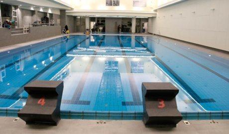 La piscina d'Escaldes-Engordany