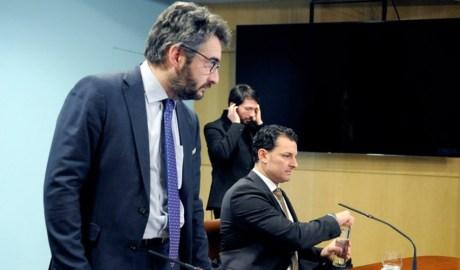 Eric Jover i Jordi Gallardo