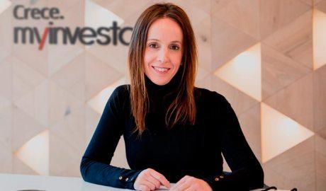 Núria Rocamora, co-ceo de MyInvestor