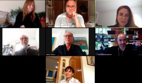 Reunió telemática del Consell Assessor de Patrimoni Cultural