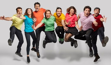El grup musical Pot Petit