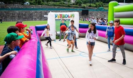 Activitats d'estiu a Andorra la Vella