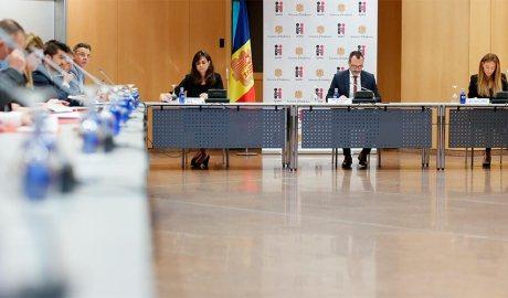 Reunió de la Comissió Nacional de Prevenció de la Violència de Gènere i Domèstica (CONPVGD)