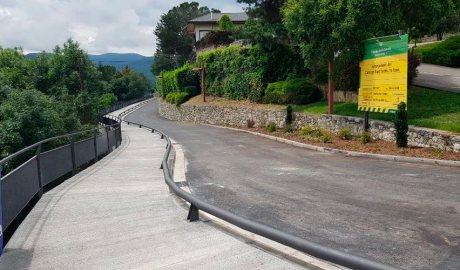 El camí de Sant Isidre, a Castellciutat