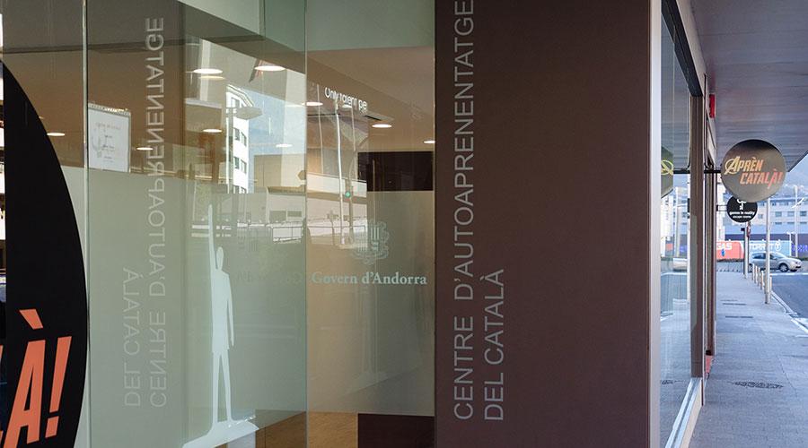 Centre d'autoaprenentage de català