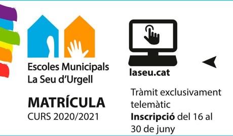 Escoles Municipals d'Art i de Dansa de la Seu d'Urgell