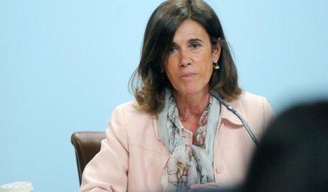 La ministra d'Educació i Ensenyament Superior, Ester Vilarrubla