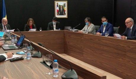Sessió del Consell de Comú d'Escaldes Engordany