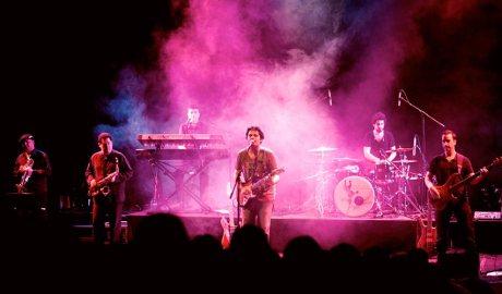 Miquel Abras en concert