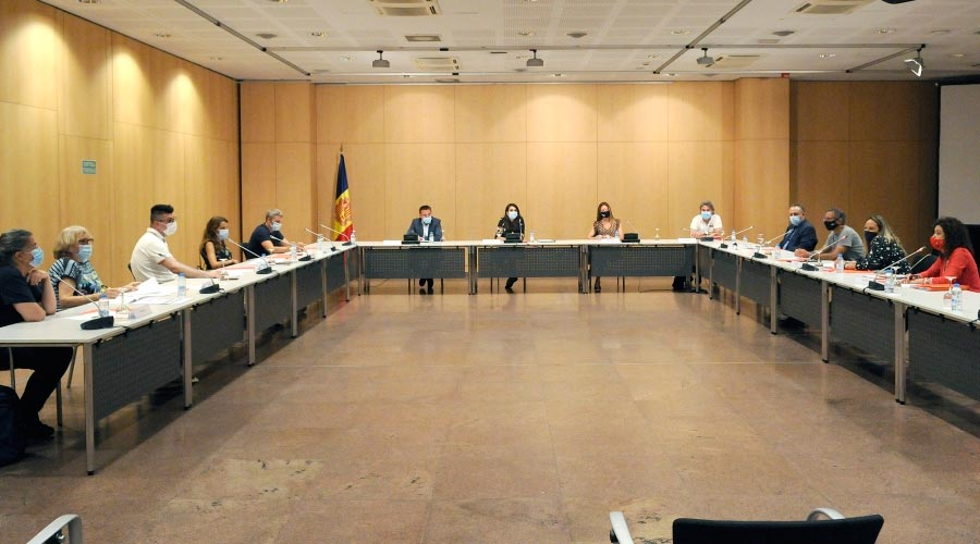 La Comissió tècnica sobre el tractament de joves i adolescents amb trastorns conductuals i addiccions