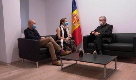 Joaquim Dolsa, Rosa Gili i Joan-Enric Vives