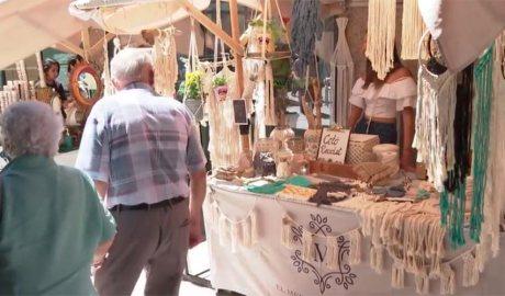 El mercat de la vall