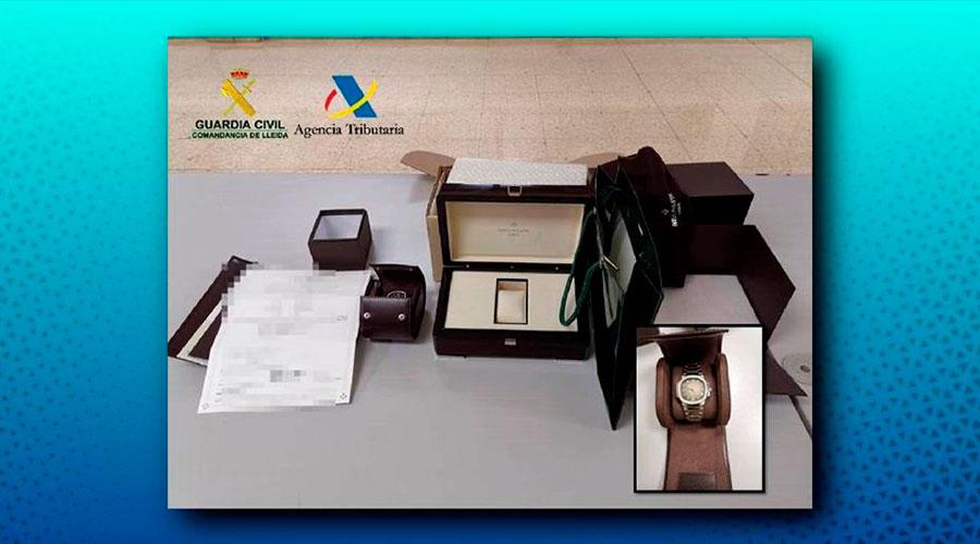Rellotge i objectes decomissats