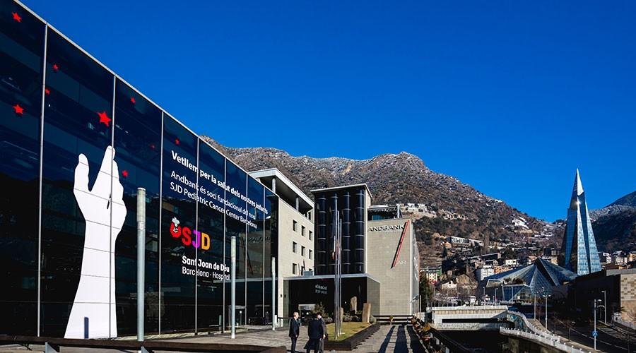 Centre de negoci Andbank