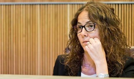 Judith Salazar, consellera general socialdemòcrata