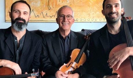 Sergi, Gerard i Jordi Claret