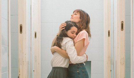 """Escena del film """"Las niñas"""""""
