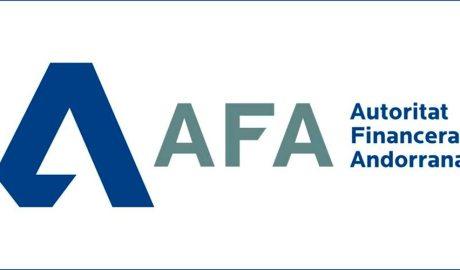 Logotip de l'Autoritat Financera Andorrana