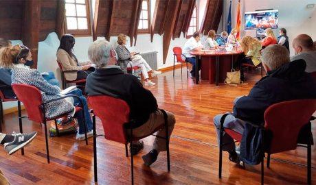 Reunió del Consell d'Alcaldes de l'Alt Urgell