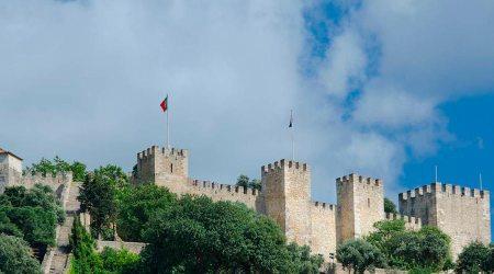 Castelo Sao Jorge, Lisboa