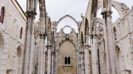 Convent do Carmo, Lisboa