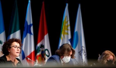 La ministra de Funció Pública i Simplificació de l'Administració, Judith Pallarés