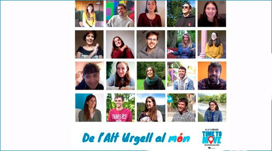 L'Oficina Jove se l'Alt Urgell se suma a la campanya 'Time to move'