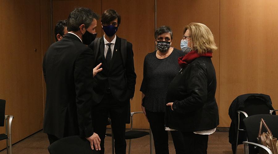 Els consellers Socialdemòcrates d'Andorra la Vella