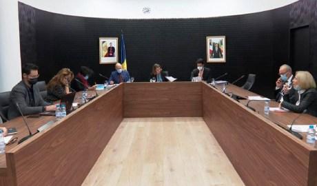 Sessió de Consell de Comú d'Escaldes-Engordany.