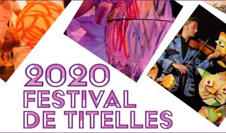 cartell del Festival de Titelles d'Encamp