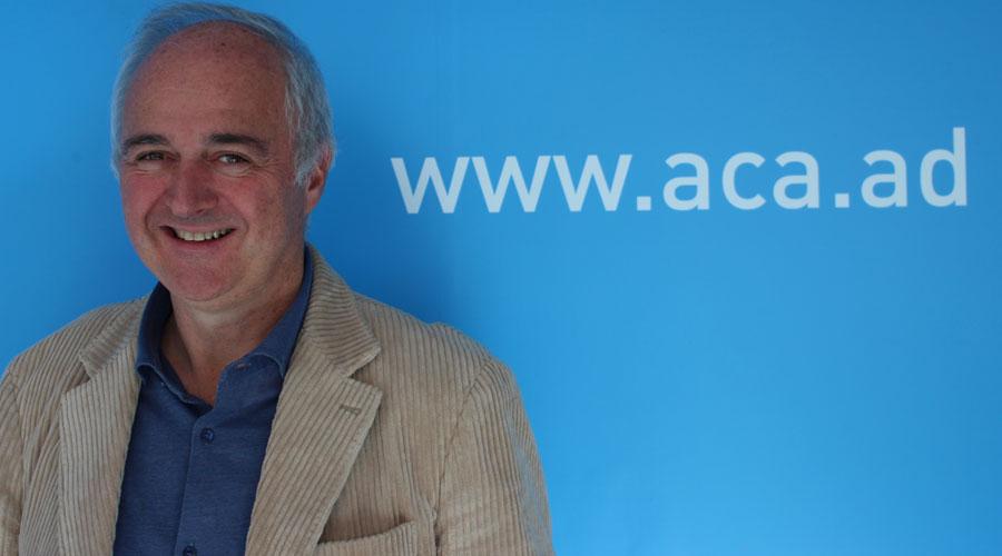 Enric Pujal, president de l'ACA